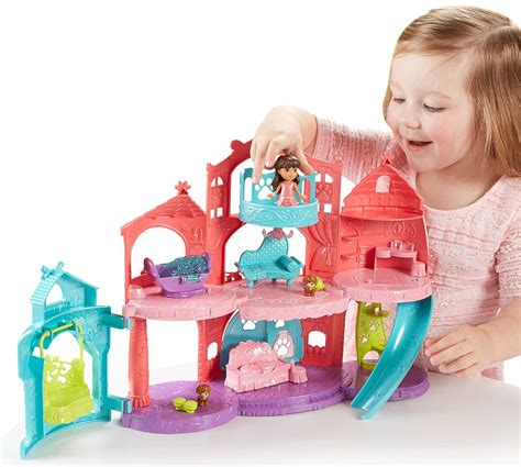 Fisherprice Nickelodeon Dora And Friends Puppy Palace