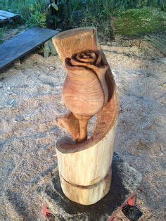 chainsaw carving images   carving wood