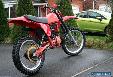 motocross bikes for sale 1979 honda cr 250 for sale in united kingdom