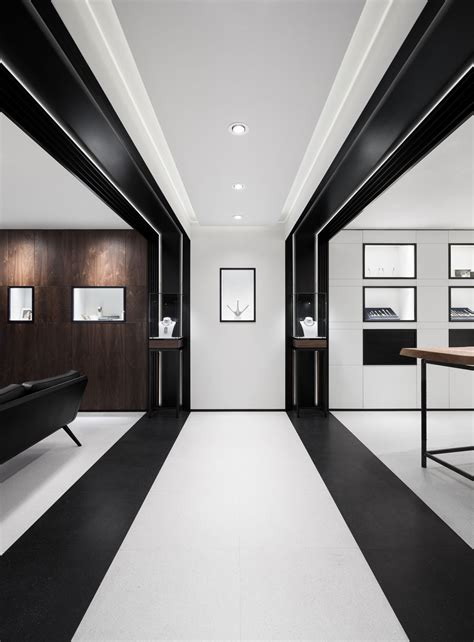 Georg Jensen's London Boutique By Studio David Thulstrup