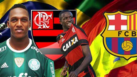 Postura do Palmeiras com Mina pode ajudar Flamengo a ...