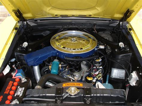 1969 Ford 302 Engine by 1969 Ford Mustang 302 Fastback 43740