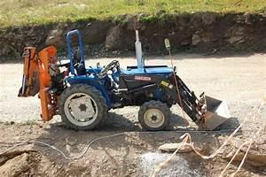 Mini Traktor Mit Frontlader : iseki ts1910 mit frontlader und heckbagger ~ Kayakingforconservation.com Haus und Dekorationen