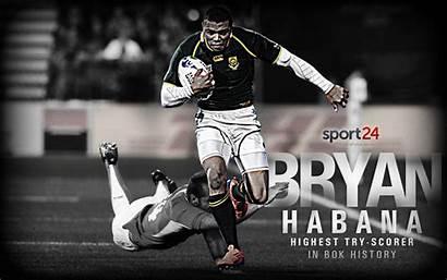 Habana Bryan Wallpapers Springboks Sport24