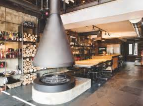 restaurant style kitchen faucet industrial style kitchen design ideas marvelous images