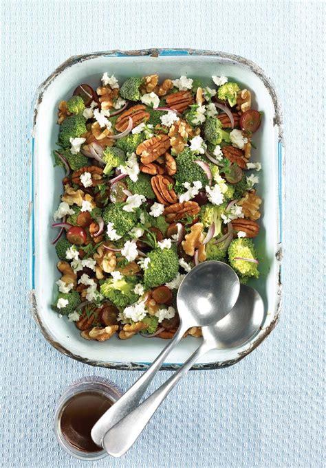 recettes sante nutrisimple salade de brocoli  de