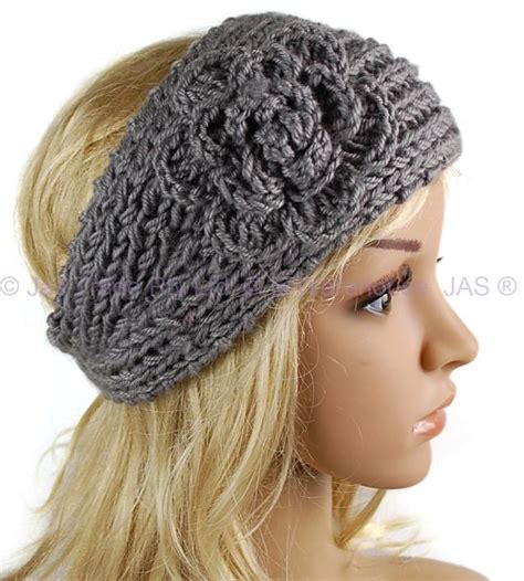 crochet hair band knitted hair bands images search