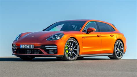 Before we go any further, how about we adopt military practice and use an acronym instead? Porsche Panamera Turbo S E-Hybrid Sport Turismo First Drive: A Monster