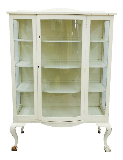 espresso cabinet kitchen antique painted wooden bookcase cabinet chairish 3590