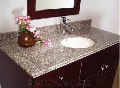 China G Granite Bathroom Vanity Tops, Stone Bathroom