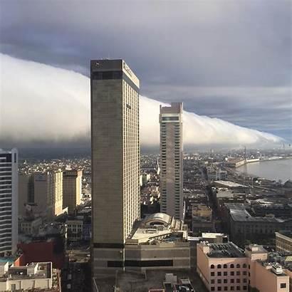 Orleans Roll Cloud Louisiana Rare Impressive Several