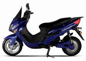 Motor Scooters:Gas or Electric?