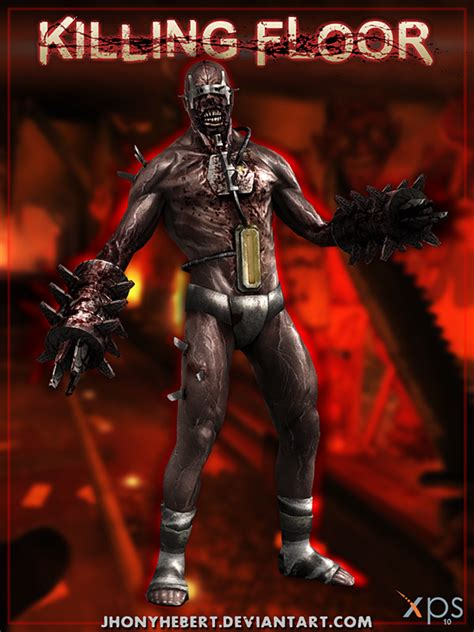 the fleshpound killing floor by jhonyhebert on deviantart
