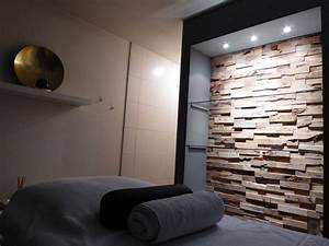 Parement Bois Mural : parement bois r cup heveo by claddywood wood wall 3d ~ Premium-room.com Idées de Décoration