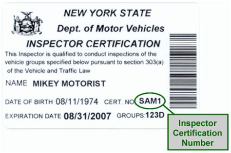 To renew, log into your account, select renew license and complete your online renewal application. Sample Facility Documents   New York State DMV