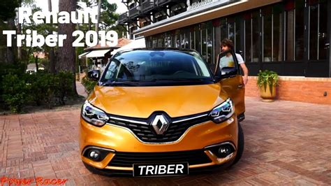 Renault Image by Renault Scenic Triber 7 Seater Mpv Launch Detailed