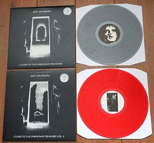 Joy Division- lot of 2 special collector's editions ...
