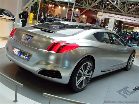 Peugeot Supercar by 2008 Peugeot Rc Hymotion4 Gallery Gallery Supercars Net