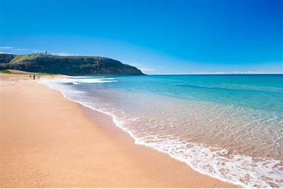 Palm Beach Sydney Beaches Northern Nsw Area