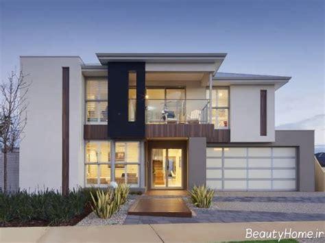 House Shows Just Beautiful Simple Can by نمای ساختمان مسکونی با انواع طراحی مدرن و لاکچری