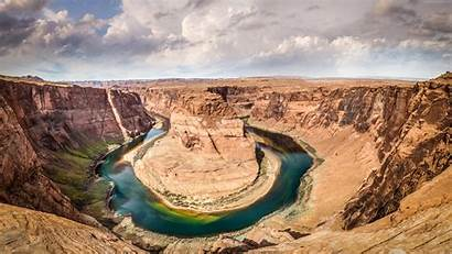 4k Colorado Arizona River Bend Horseshoe Uhd
