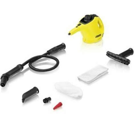 Handheld Steam Cleaner For Upholstery by New Karcher Sc1 Premium Held Steam Cleaner Upholstery