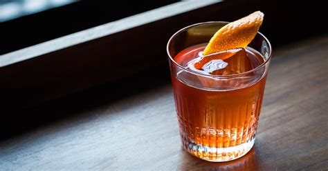 According to tia maria, its coffee liqueur is made from arabica coffee beans, sugarcane, jamaican rum, vanilla and hints of chocolate. Cold Brew Negroni Cocktail Recipe   PUNCH