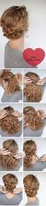 Comment Se Couper Les Cheveux Court Toute Seule : comment se coiffer toute seule cheveux courts fris s ~ Melissatoandfro.com Idées de Décoration