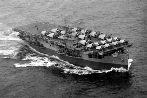 German U Boats Sunk American Ships by Uss Block Island Cve 21 American Carrier