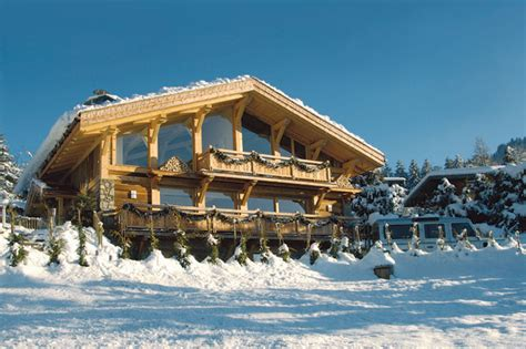 great ski chalets in the alps winter sports holidays cond 233 nast traveller