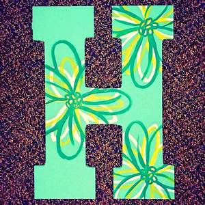 best 25 paint wooden letters ideas on pinterest With large wooden sorority letters