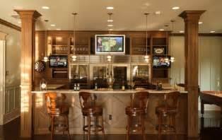 Wet Bars In Basements by Wet Bar Designs In Basement Home Bar Design