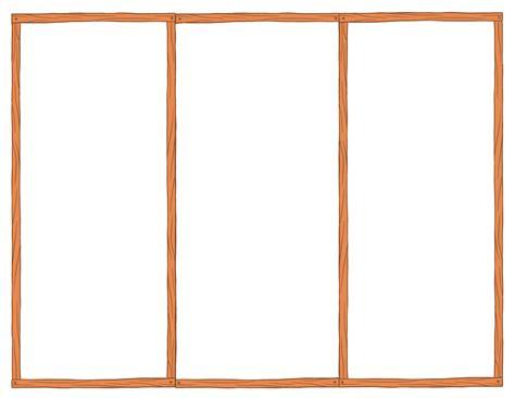 4 Column Brochure Template by 3 Column Brochure Template Pertamini Co