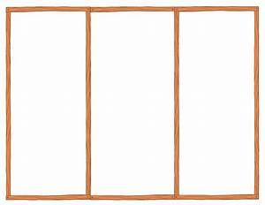 3 column brochure template pertaminico With 3 column brochure template