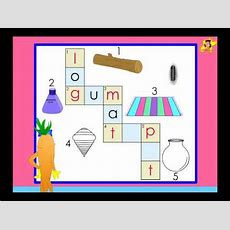 Kindergarten Worksheets  Writing Simple Words  Complete The Words Activity Youtube