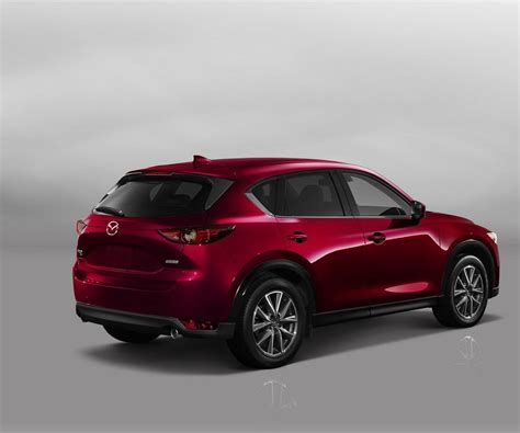 2017 Model Year Mazda Cx-5 Generation Change Details