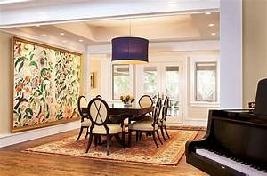 Decorate with large artwork for What kind of paint to use on kitchen cabinets for large inspirational wall art