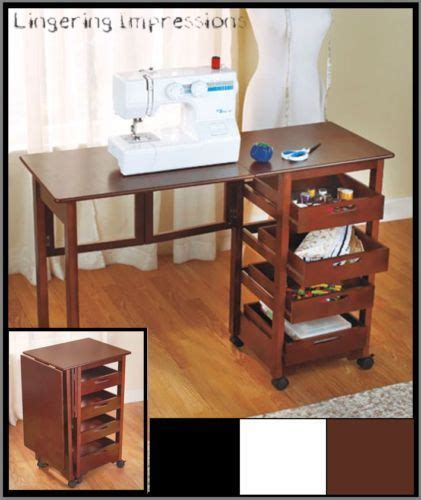 rolling craft table with storage 25 best ideas about rolling desk on pinterest office