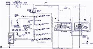 Mazda B2200 Ignition Switch Diagram