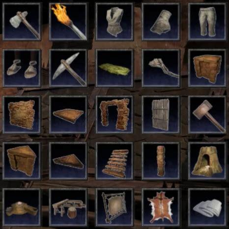 crafting official conan exiles wiki