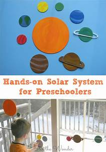 Trace Preschool Solar System - Pics about space