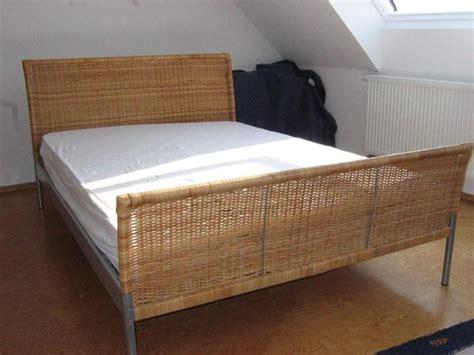 Rattan Bett  Neu Und Gebraucht Kaufen Bei Dhd24com