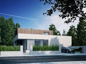Modern, Wooden, Cube, House, By, 81, Waw, Pl