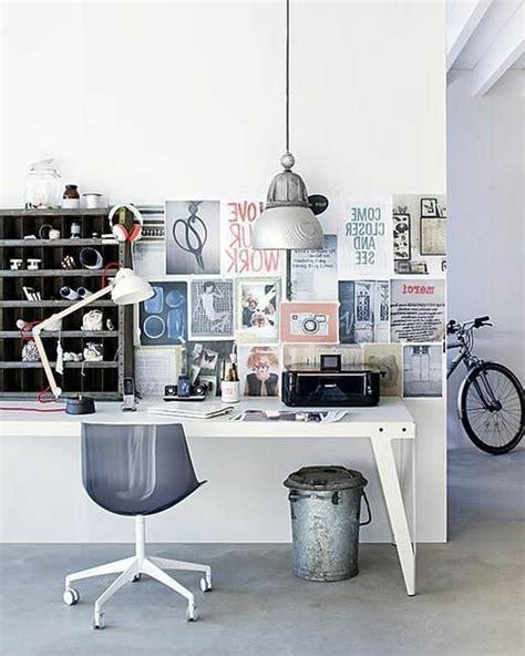 Schreibtisch Deko Ideen