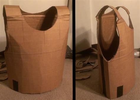 cardboard armor diy knights templar armor niner times