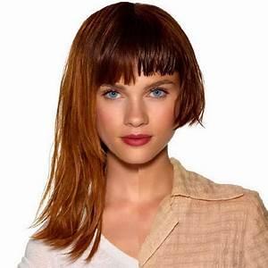 Coupe De Cheveux Mi Court : coupe de cheveux mi long mi court ~ Nature-et-papiers.com Idées de Décoration