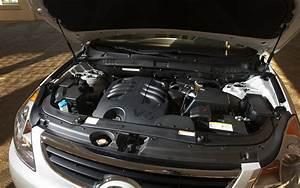 2012 Hyundai Veracruz V6 Engine Photo 21
