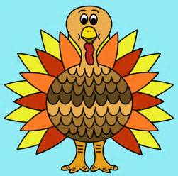 turkey to color clipart clipart suggest