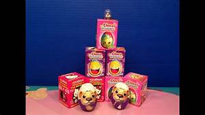 Chocolate Surprise Eggs! Shopkins ~ Hello Kitty ~ Emoji ...