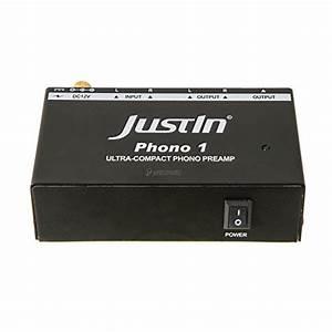 Acheter Platine Vinyle : justin produit acheter justin phono 1 pr amplificateur phono pour tourne disque platine ~ Melissatoandfro.com Idées de Décoration